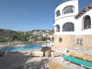 Benissa Villa dulce - casa tradicional española-
