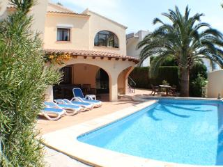 Sola - Holiday villas - Costa Blanca Spain, Benissa