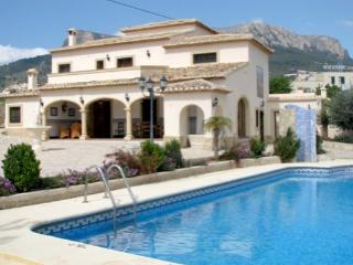 Sala I - Great holiday home - Calpe Spain