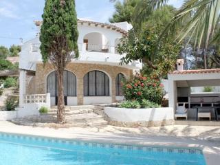 Aldebarán - villa with private pool in Moraira