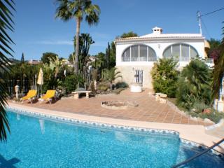 Annushka -  delightful villa -  Moraira