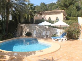 Chrisuli villa holiday home in Moraira