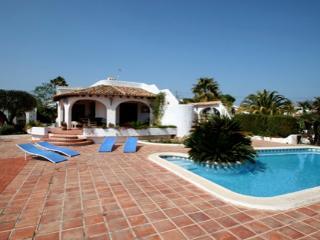El Barraco villa great holiday home Costa