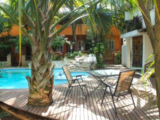 Charming two story house with pool and garden 3, Tulum