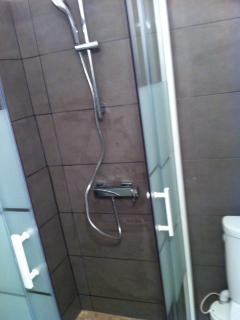Salle de bains de la troisième chambre
