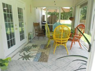 3 Bedroom with a Key West Feel., North Port