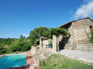 Il Pozzino House rental near Vagliagli