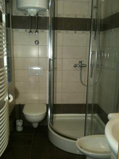 bathroom 1-rental house' Little villa' Crikvenica