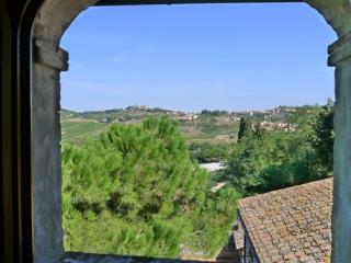 Pieve of San Leolino in Panzano in Chianti Tuscany