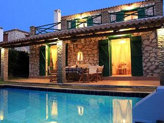 Villa Diony, stone build villa with private pool, Zakynthos
