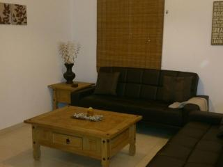Lounge Area With 2 Sofa Beds