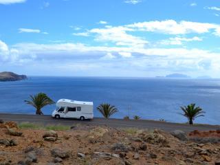 Madeira by Van - Madeira Campers Van