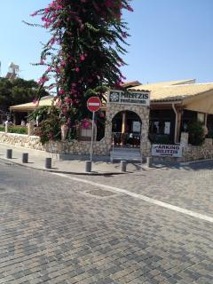 The Famous Militzis Restaurant on Mackenzy Promenade Walkway