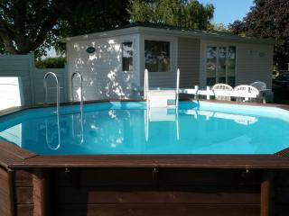 Cottage avec piscine individuelle 2