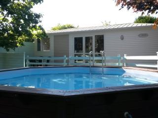 Cottage avec piscine individuelle, Brehemont