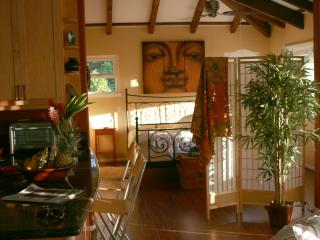 Exclusive, Private and Spacious Tropical Hideaway, steps from #1 Best Beach USA