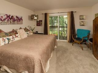 Bend Downtown Condo, Walk Along the River, Peaceful and Beautiful