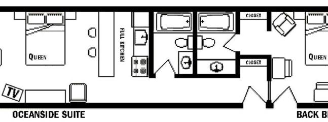 The floor plan for Return of the Jetty