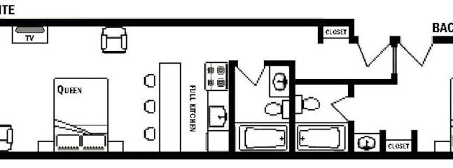 Here is the Kite Rider's floor plan