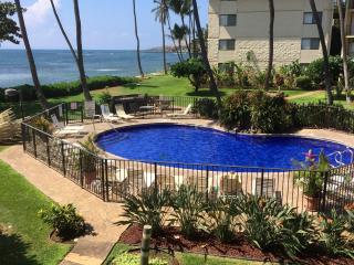 Newly remodeled  Beautiful Beach Front condo