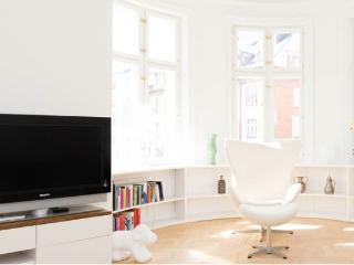 Big, beautiful apartment in Central Copenhagen, Copenhague
