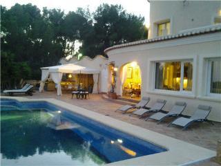 Luxurious Villa for Holiday Rental, Benissa Costa