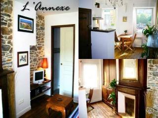 """Studio """"L'Annexe"""" à 150m de la Plage, Granville"""