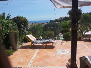 villetta vista mare in residence (Costa Azzurra), Les Issambres