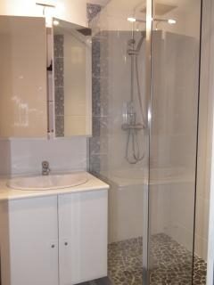 Large Italian Shower