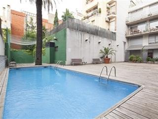 Duplex in the Center in Putxet with Pool for 6