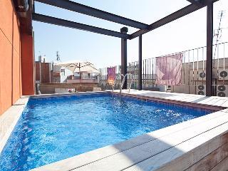 RF.3   Arc Triomf Dalí Pool III, Barcelona