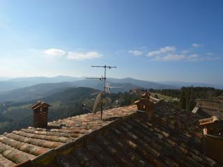 Beautifully Restored Apartment with Amazing views, Monte Santa Maria Tiberina