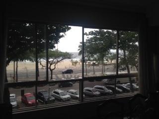 Av Atlantica frente da  praia copacabana