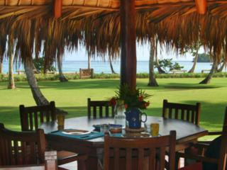 Boutique Style on Beach,  Beach House Walrus, Las Terrenas