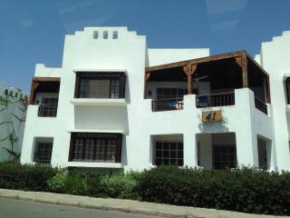 2 bedroom Delta sharm with large balcony for BBQ