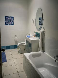 one of our beautiful bathrooms