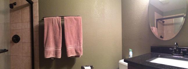 Bathroom in private suite