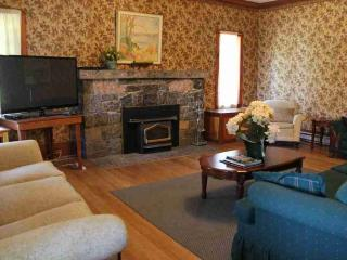 Main Lodge Cottage: Family Room
