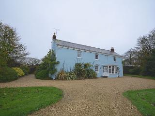 TRETM House situated in Truro (6mls E)