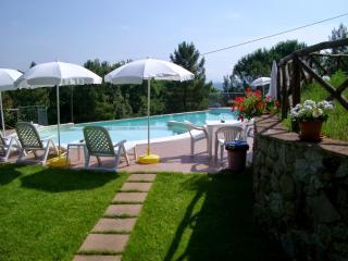 Villa in Castelnuovo Val di Cecina, San Gimignano, Volterra and surroundings, Tuscany, Italy, Montecastelli Pisano