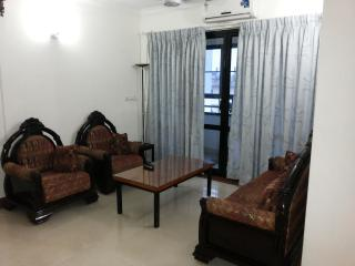 Fully furnished 3 bed skyline flat in Cochin, Kochi (Cochin)