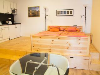 Katona Apartments - 'C' studio apartment, Budapest