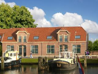 'Old Holland' 2p. Appartement 40km van Amsterdam, Enkhuizen