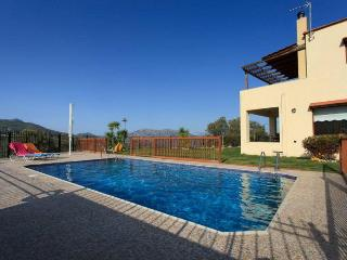 Are you looking for a place to calm and relax? Louloudis villa in the village!