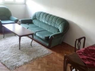 Spacious two bedroom in quiet area of Podgorica. Ideal for families!