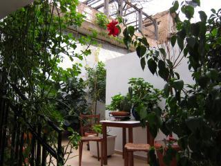 Cozy Psirri Home with Garden, Atenas
