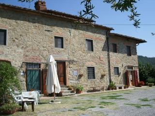 Country Apartment near Florence di Barbara uno, San Baronto