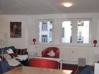 Vacation Apartment in Heidelberg - 1227 sqft, convenient, fully furnished, bright (# 4783)