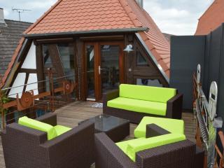 Vacation Apartment in Eggenstein-Leopoldshafen - 431 sqft, relaxing, comfortable, natural (# 5461)