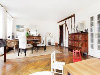 appartement  quartier South Pigalle Paris, París